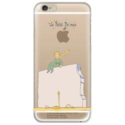 空壓氣墊保護殼-小王子經典版【牆腳下的黃蛇】《iPhone/ASUS/HTC/LG/OPPO/Samsung/Sony》