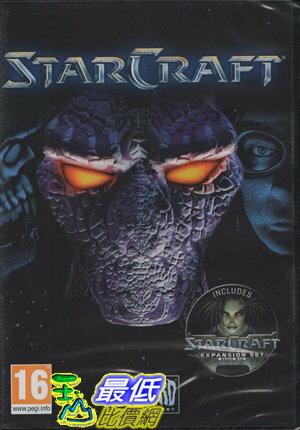 [7美國直購] 2018 amazon 亞馬遜暢銷軟體 Starcraft with Brood War Expansion Pack