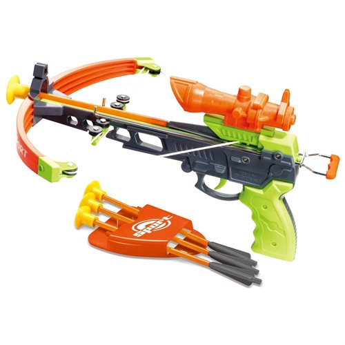 IBOT XB-257 Crossbow Archery Set Cross Bow Arrow Target Boys a19f22bd60a1a72229b9e9f5530c8d10