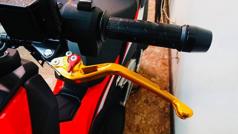 【LFM】RIDEA HONDA X-ADV 150 可調式煞車拉桿 手剎車 可折 競速 短拉桿 伸縮 延長 XADV 150