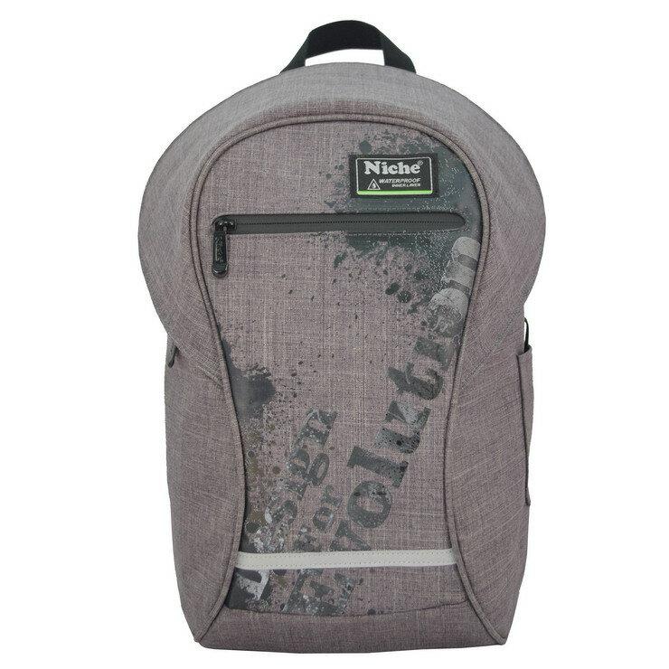 Niche 都會圓筒防水後背包 24L 戶外休閒背包 都會電腦包 【N-5202】 3