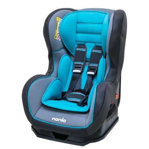 NANIA 納尼亞 0-4歲安全汽座(安全座椅)-素面藍色(FB00385)★衛立兒生活館★