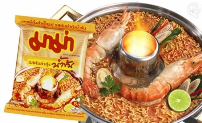【豐食堂】泰國 MAMA Instant Noodle 泡麵 55g