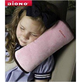 *babygo*美國Diono -安全帶保護靠枕【粉】DN60030㊣台灣總代理公司貨