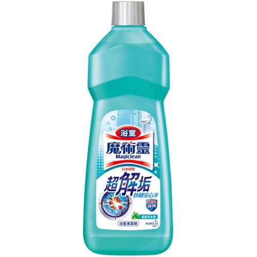 魔術靈 浴室清潔劑 清新草本 經濟瓶 500ml