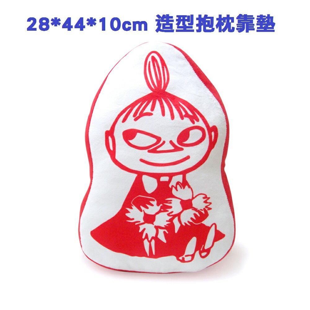 【禾宜精品】正版 Moomin 嚕嚕米 亞美 小不點 造型 抱枕 靠墊 靠枕 腰靠 背靠 生活百貨 M104014-E