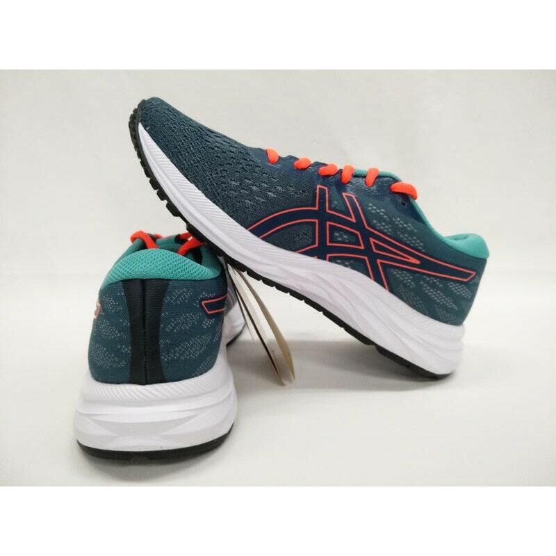 [大自在]Asics亞瑟士 女慢跑鞋 路跑 休閒 尺寸24~25cm GEL-EXCITE 7 1012A562-404