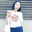 ◆快速出貨◆獨家配對情侶裝.客製化.T恤.班服.最佳情侶裝.獨家款.純棉短T.MIT台灣製.班服.小花豬【Y0076-2】可單買.艾咪E舖 0