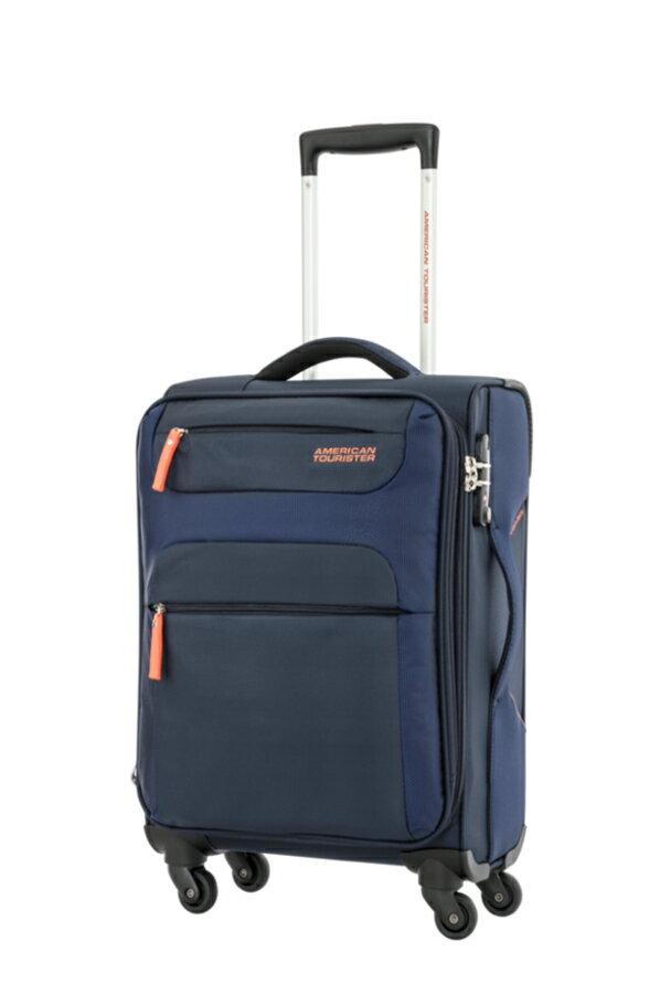 【加賀皮件】American Tourister AT美國旅行者 輕量 可擴充加大 20吋 布箱 旅行箱 行李箱 下殺7折↘ 26R