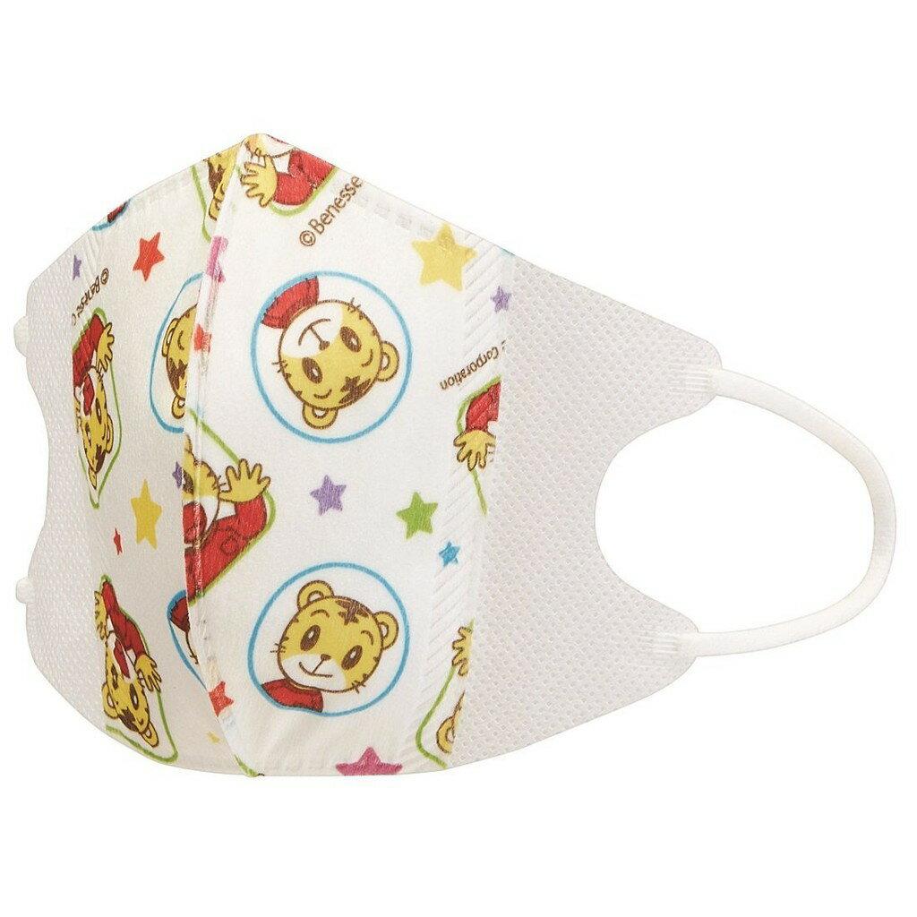 【預購】日本進口巧虎 兒童立體口罩 (三層構造 / 10枚入) 可愛巧虎島【星野日本玩具】 - 限時優惠好康折扣
