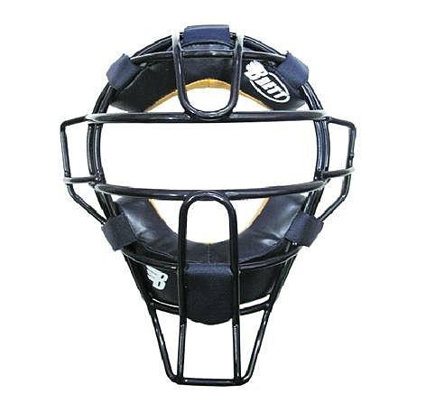 棒球世界 Brett 布瑞特 超輕量成人用捕手面罩 B-M01 深藍色