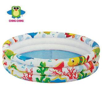 親親海洋世界三環水池(小) SPSW02-91【德芳保健藥妝】游泳池 戲水池