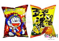 【大同國際】玉米濃湯風味餅/小叮叮巧克力玉米酥25g