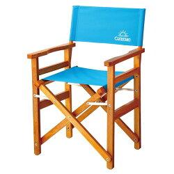 ├登山樂┤美國 Coleman 懷舊系列 經典木椅/綠松石#CM-26761