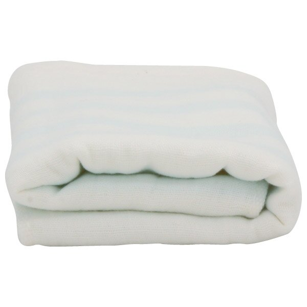 純棉紗布毛巾 BORDER TBL 34×80 NITORI宜得利家居 0