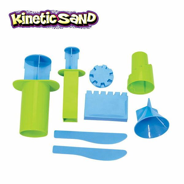【瑞典KineticSand動力沙】城堡模具組