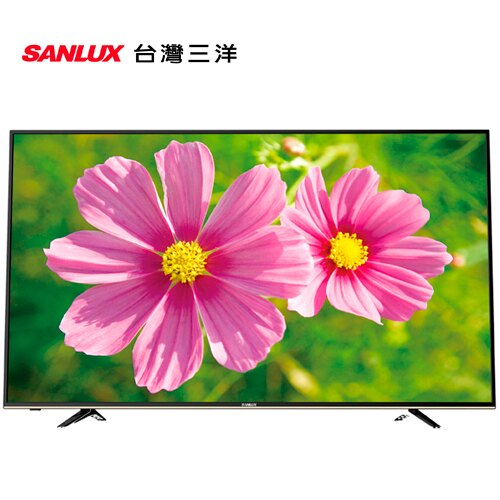 SANLUX 台灣三洋 SMT-60E3 60吋FHD液晶顯示器+視訊盒