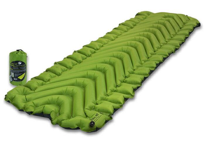 【鄉野情戶外用品店】 Klymit |美國| STATIC V2 輕量級空氣睡墊/重量更輕、收納更小/06S2GR02C