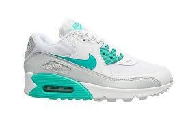 SneakersLife:NIKEWMNSAIRMAX90ESSENTIAL白蒂芬妮綠女鞋US5616730-109J倉