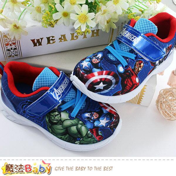 男童鞋復仇者聯盟正版兒童運動鞋魔法Baby~sa89206