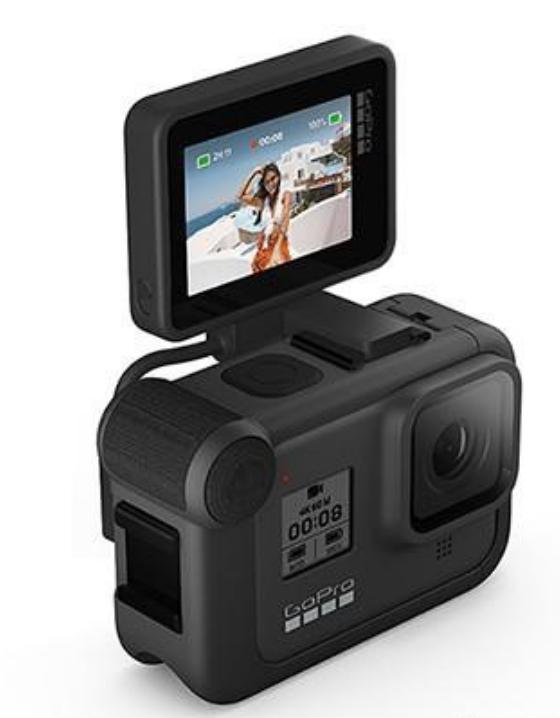 【eYe攝影】現貨 含128G 原廠一年保固 直播套裝 GoPro Hero 9 運動相機+媒體模組+外接螢幕 Vlog