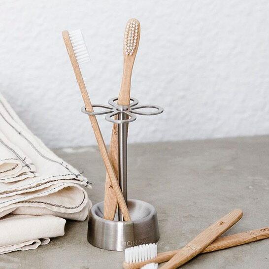 (預購)日本道爾頓 DULTON不鏽鋼牙刷立架 花瓣立架 收納架 經典工業風 簡約時尚設計