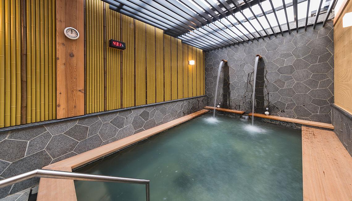 【北投 】亞太溫泉飯店 - 大眾裸湯 (假日專用)