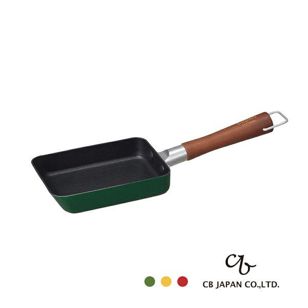 日本露營平底鍋野餐CBJAPANCOPAN系列迷你玉子燒平底鍋完美主義【CB009】