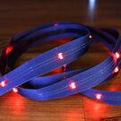 LiTex LED寬版緞帶15mm-紅燈系列-中間燈 0