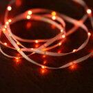 LiTex LED緞帶-橘燈系列    聖節 聖誕節 婚禮佈置  派對節慶   DIY手工手作 1