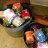 【Crystal Rose緞帶專賣店】超級限量網紗大泡花(十一色) 1