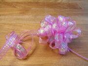 【Crystal Rose緞帶專賣店】小巧珠光拉花6mm5碼裝(十六色) 2