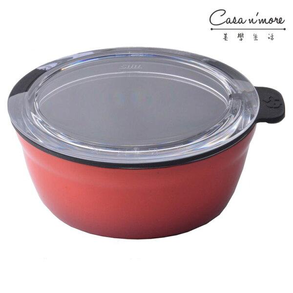 WMF 集團 Silit 保鮮鍋 保鮮碗 食物儲存碗 16cm 紅