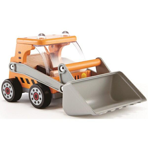 【免運費】《 德國 Hape 愛傑卡》工程挖土機