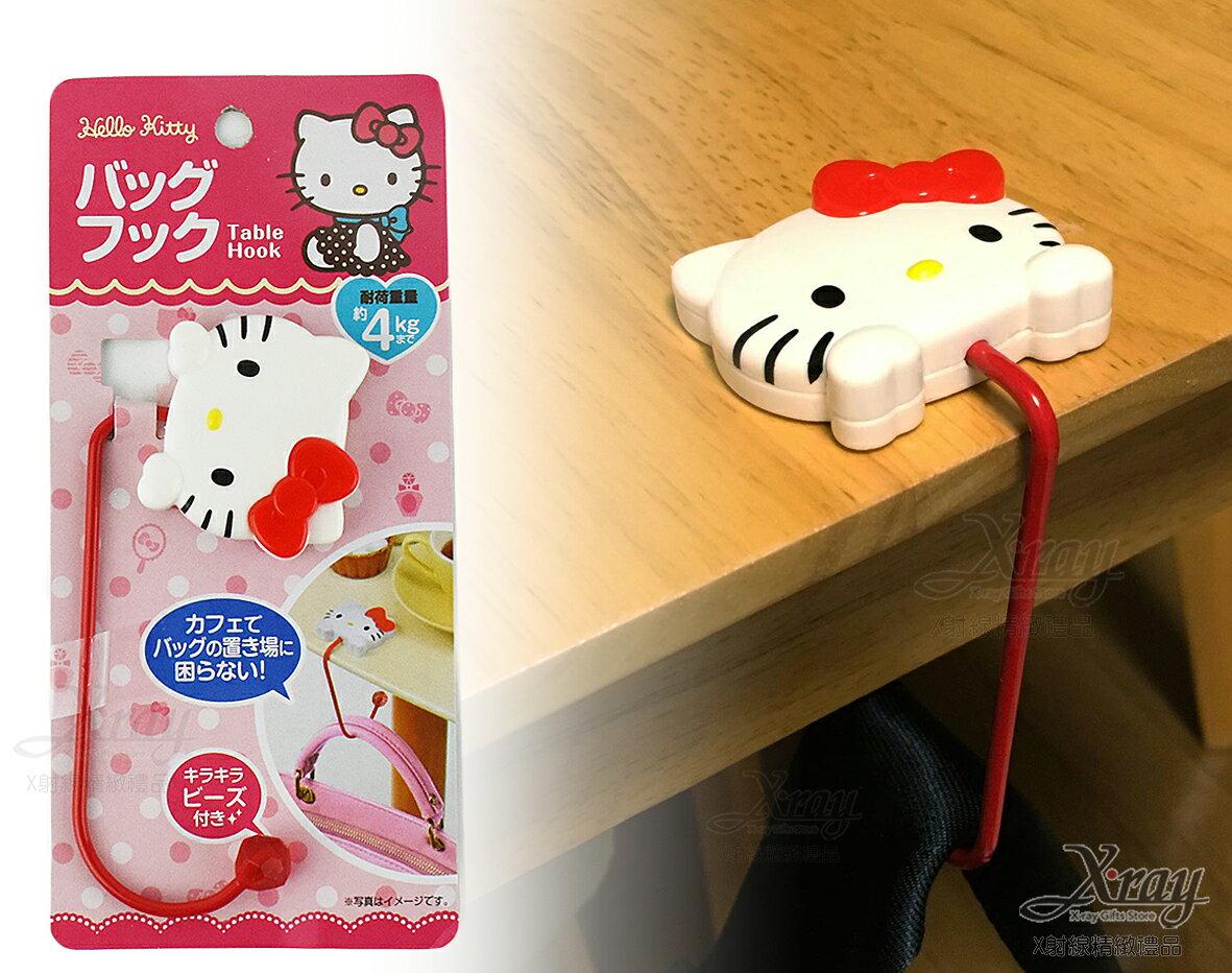 X射線【C575492】Hello Kitty 便利掛勾,萬用掛勾/製物架/實用/交換禮物/送禮