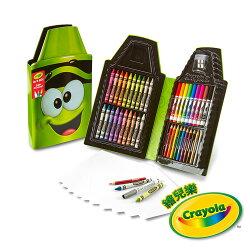 《 美國 Crayola 繪兒樂 》蠟筆娃娃禮盒組 - 搞笑青
