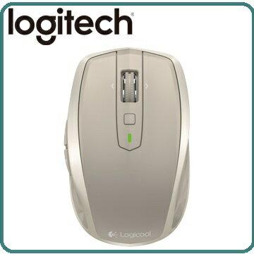 羅技LogitechMXAnywhere2無線便攜式行動滑鼠銀河白黑曜金兩款