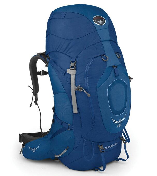 【鄉野情戶外用品店】 Osprey |美國| XENITH 88 登山背包《男款》/重裝背包-地海藍M/Xenith88 【容量88L】