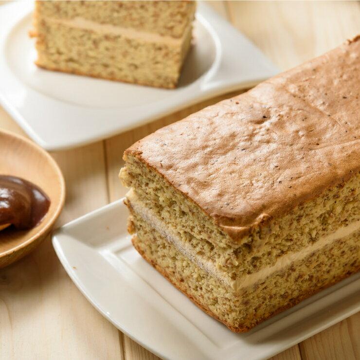 黑糖胚芽蛋糕 長19公分580公克