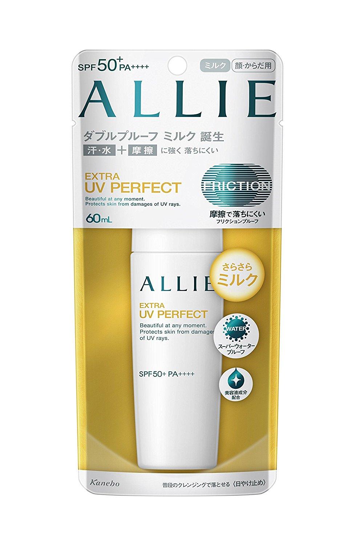 2018 最新發售 佳麗寶 ALLIE EX UV高效防曬乳~2018黃瓶 防汗防油美容液防曬乳60g