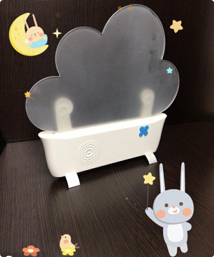 【凱樂絲】太陽能省電LED古典音樂夜燈(雲朵造型) (給愛麗絲, 卡農...) 1