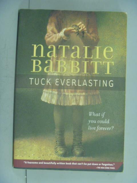 ~書寶 書T1/原文小說_LEO~Tuck Everlasting_Natalie Bab