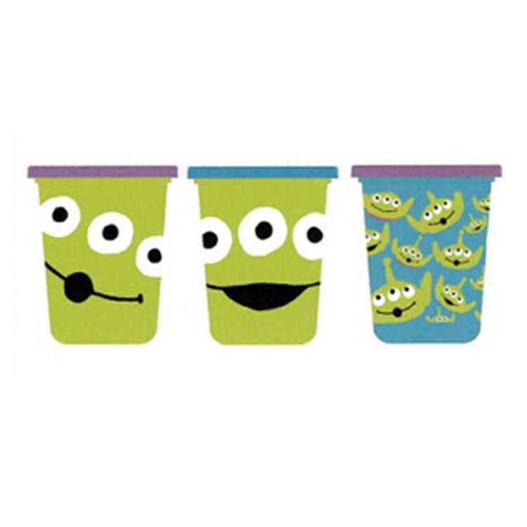 迪士尼 Disney 玩具總動員 Toy Story 三眼怪 塑膠吸管杯 兒童水杯 日本進口正版 386213
