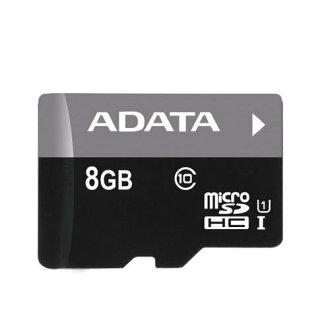 *╯新風尚潮流╭*威剛記憶卡 8G 8GB microSDHC UHS-I U1 C10 AUSDH8GUICL10-RA1
