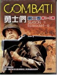 勇士們 第二季1-6集 DVD