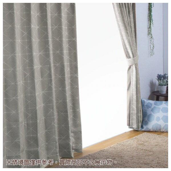 遮光隔熱窗簾 CROSS IV 150×178×1 NITORI宜得利家居 1