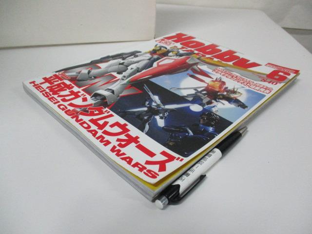 【書寶二手書T1/嗜好_EAZ】Hobby Japan_2010/6_平成鋼彈…日文