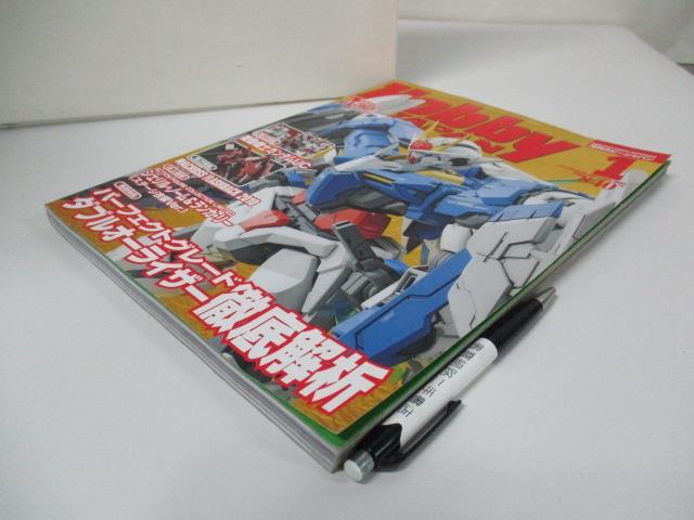 【書寶二手書T1/嗜好_EAZ】Hobby Japan_2010/1_機動戰士鋼彈UC…日文