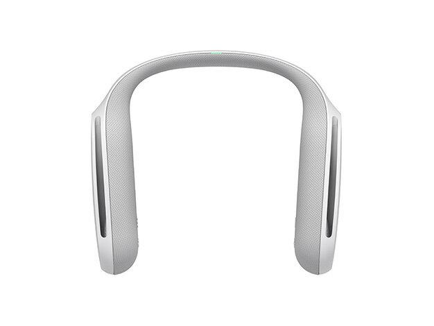 【音旋音響】SONY 台灣索尼 SRS-WS1 無線穿戴式揚聲器 掛頸式無線喇叭 適用 PS4 PRO 公司貨保固 3