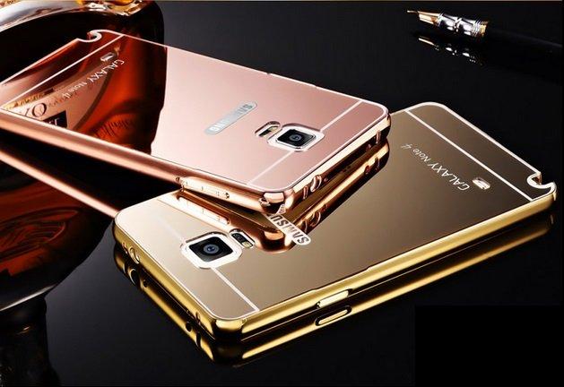 【少東商會】iphone6s Note4 Note3 Note2 A7 A8 J7 E7 A5 A3 J5 自拍鏡面手機殼 金屬邊框